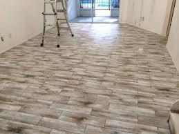 Ceramic Tile Flooring Pros And Cons Basement Basement Ceramic Tile Look Porcelain Wood Manufacturers