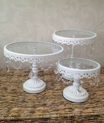 antique silver beaded small cake stand p1804 lampsplus com