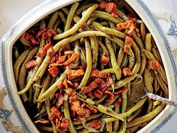 light thanksgiving sides slow cooker green beans recipe southern living