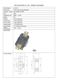 l14 30 wiring diagram solidfonts pertaining to nema l14 30