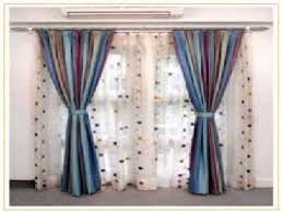 Allen Roth Drapes Double Curtain Rods Youtube
