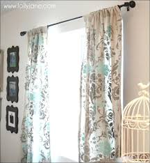 Curtains With Turquoise Light Grey Sheer Curtains Interiors Turquoise Kitchen Curtains