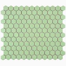 Best 10 Black Hexagon Tile by Merola Tile Metro Hex Matte White 10 1 4 In X 11 3 4 In X 6 Mm