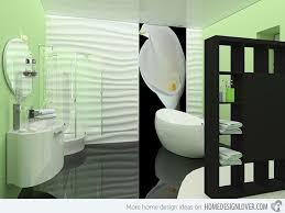 Beautiful Modern Bathrooms - 20 sleek ideas for modern black and white bathrooms home design