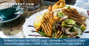 e gift cards restaurants specials by restaurant 50 in restaurant egift cards for 10