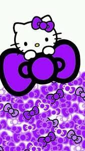 wallpaper hello kitty violet iphone wallpaper hk tjn iphone walls 2 pinterest hello kitty