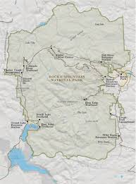 Map Of Colorado Cities And Towns Which Entrance Should I Take Into Rocky Mountain National Park