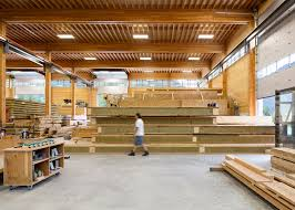 hemsworth creates all wood passive house factory in canada