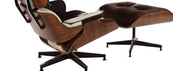 Chair Designer Charles Charles Eames Lounge Chair And Ottoman Leather Fabric Cashmere