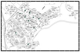 Fresno State Campus Map Uhm Map Uptowncritters