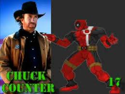 Chuck Norris Halloween Costume Deadpool Psa 5