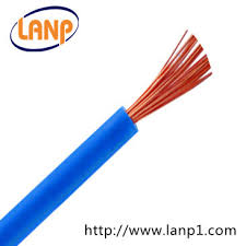 blue color single core electrical wire buy single core