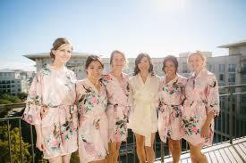 bridesmaid satin robes set of 6 bridesmaid robes satin bridesmaid robes bridesmaid
