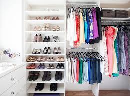 closet organization ideas images the minimalist nyc