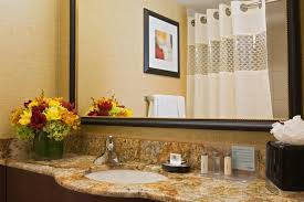 Bathroom Empire Reviews Hampton Inn Empire State Building New York City Ny Booking Com
