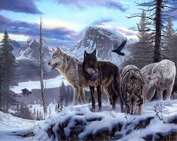 compare prices on wolf wallpaper online shopping buy low price beibehang custom wallpaper wolf wolves spirit background wall decorative painting living room bedroom tv mural 3d