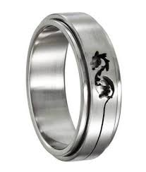 mens spinner rings 10 best wedding ring for him images on wedding bands