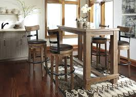 Oak Breakfast Bar Table Stools Oak Bar Table And Chairs Log Pub Table And Stools Default