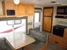 Fleetwood Pioneer Travel Trailer Floor Plans 2007 Fleetwood Pioneer 24rks Travel Trailer Coldwater Mi Haylett