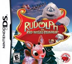 amazon rudolph red nosed reindeer nintendo ds video games