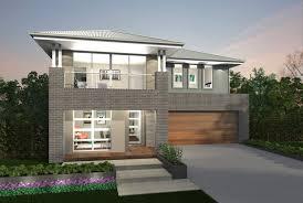narrow lot 2 story house plans baby nursery 2 story homes narrow lot homes two storey small