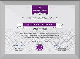 55 psd certificate templates u2013 free psd format download free
