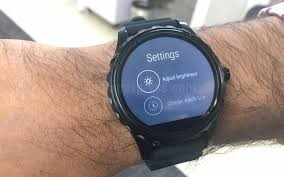 android wear price fossil q marshal review option for those who need android
