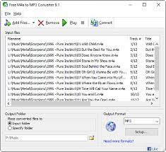 Mp3 Converter M4a To Mp3 Converter