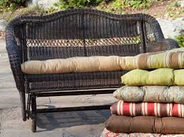 Martha Stewart Wicker Patio Furniture - patio 23 replacement cushions for patio furniture 37765