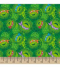 tmnt wrapping paper nickelodeon mutant turtles fleece59 turtle in