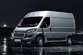 peugeot vans best large 3 5t vans for payload parkers