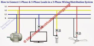 3 phase 208v motor wiring diagram with 208v single phase wiring