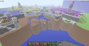 Stormwind Map Stormwind City Minecraft Project