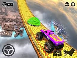 3d monster truck stunt racing crazy monster truck legends 3d android apps on google play
