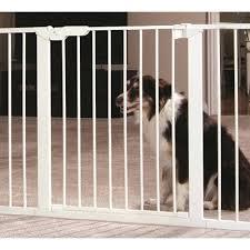 Pet Ready Exterior Doors by Command Pet Tall Pressure Gate Walmart Com