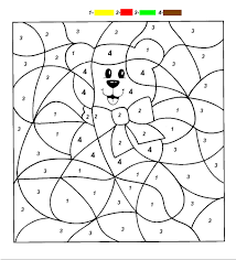 Free Printable Coloring Pages For Halloween by 100 Free Printable Halloween Color By Number Pages