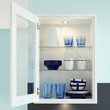 where to buy glass shelves for kitchen cabinets glass shelf howdens