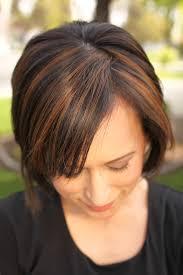 foil highlights for brown hair beautiful diy hair highlight tutorial