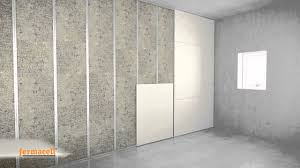 Panneaux Separation Piece by Montage D U0027une Cloison Avec Fermacell Youtube