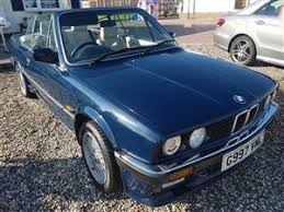 bmw e30 325i convertible for sale used bmw e30 3 series 82 94 cars for sale with pistonheads