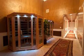 burn up to 700 calories in 30 mins with our infrared saunas