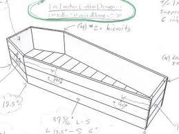 casket dimensions pine box jeff joseph woodworker