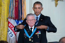 Col House by President Obama Awards The Medal Of Honor To Lieutenant Colonel