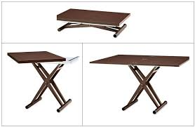 coffee table to dining table adjustable coffee and dining table house plans and more house design
