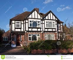 tudor house stock image image 17807321