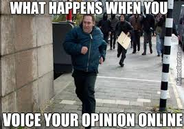Meme Opinion - did we just hear an opinion by kickassia meme center