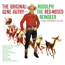 the original gene autry sings rudolph the nosed reindeer