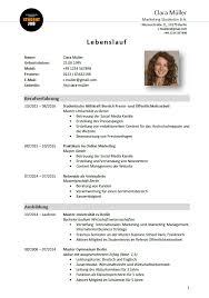 Bewerbungsschreiben Ferienjob Beispiel musterlebenslauf studentjob de