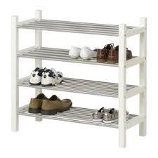 Tjusig Bench With Shoe Storage Home Goods Tags Shoe Racks Closet Cabinets Ikea Shoe Storage Shoe