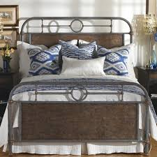 danville iron bed by wesley allen humble abode